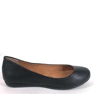 American Rag Aellie Black Ballet Flats 9